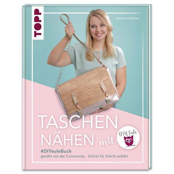 Buch - Taschen nähen mit DIY Eule 112 Seiten, 22x26cm, Hardcover