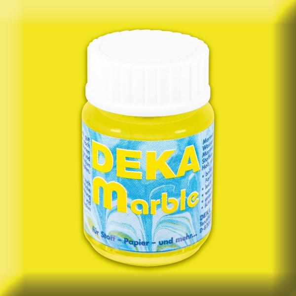Deka-Marble Marmorierfarbe 25ml zitron