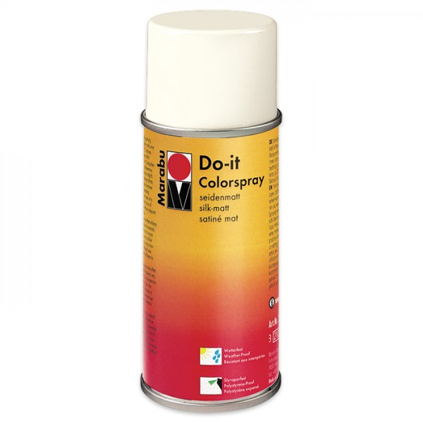 Marabu Do-it Colorspray 150ml weiß