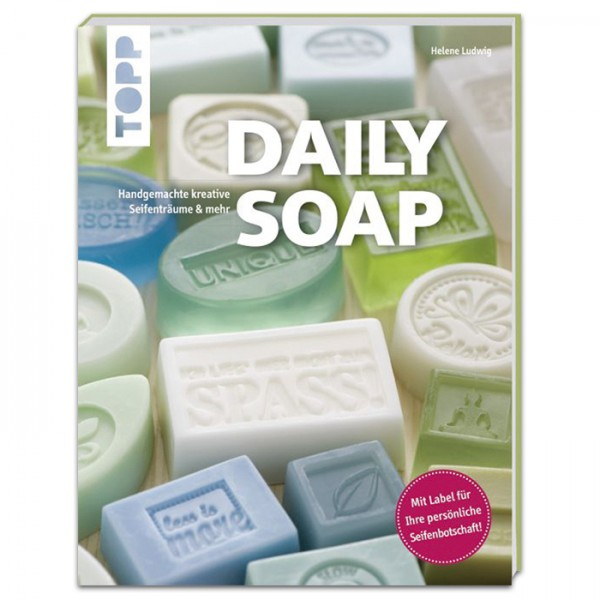 Buch - Daily Soap 48 Seiten, 16,9x22cm, Softcover
