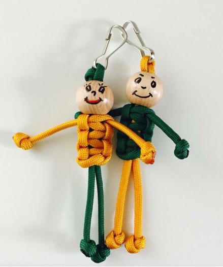 Kundin aus den Niederlanden kreiert Schlüsselanhänger für guten Zweck!