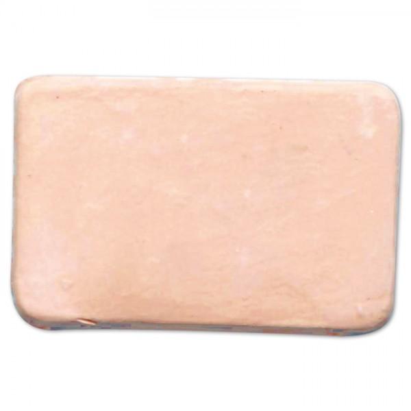 Einfacher Modellierton unschamottiert 10kg leicht rosafarben, Brennbereich 1000-1100°C