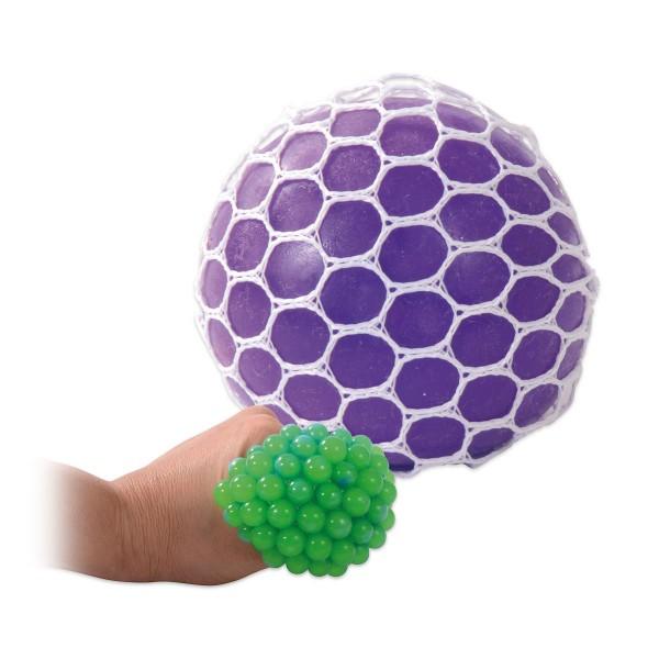 Netzball Silikon Ø 55mm Farbe zufällig ab 3 Jahren