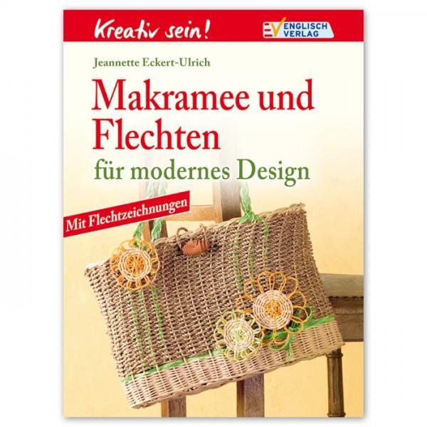 Buch - Makramee und Flechten 64 Seiten, 21x28cm, Hardcover / Sonderpreis