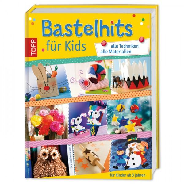 Buch - Bastelhits für Kids 144 Seiten, 21,2x27,2cm, Hardcover