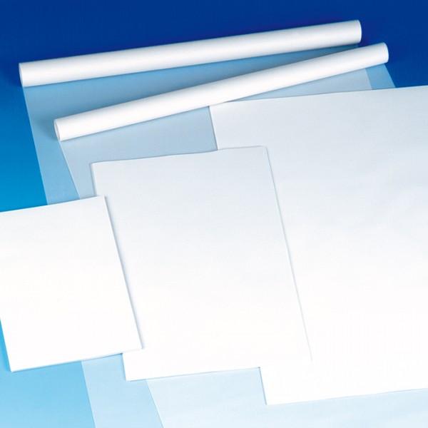Transparentpapier 80g/m² 63cm 10m weiß Pauspapier/Architektenpapier