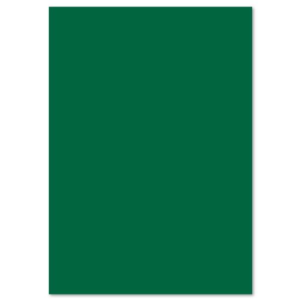 Tonpapier 130g/m² DIN A4 100 Bl. tannengrün