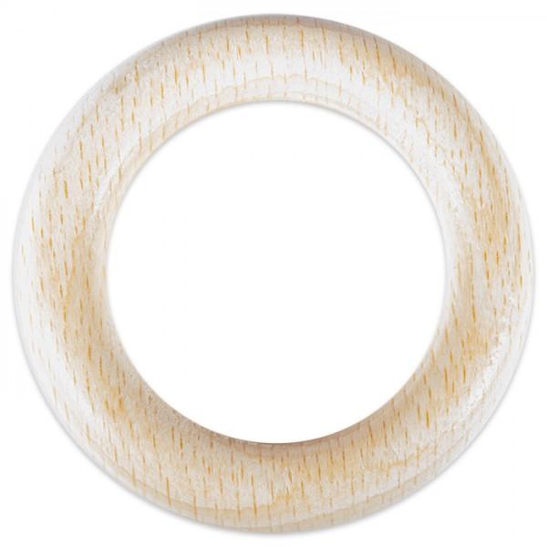 Holzring roh natur Außen-Ø 47mm Innen-Ø 31mm