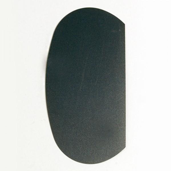 Ziehklinge Edelstahl 10x5cm glatt 0,2mm stark