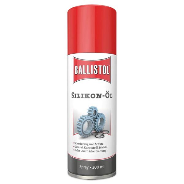 Silikonöl-Spray Ballistol 200ml für die Acrylic Pouring Technik