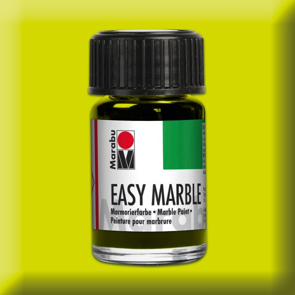 Easy Marble 15ml reseda Marmorierfarbe