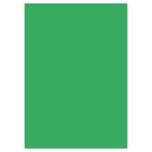 Tonpapier 130g/m² DIN A4 100 Bl. smaragdgrün