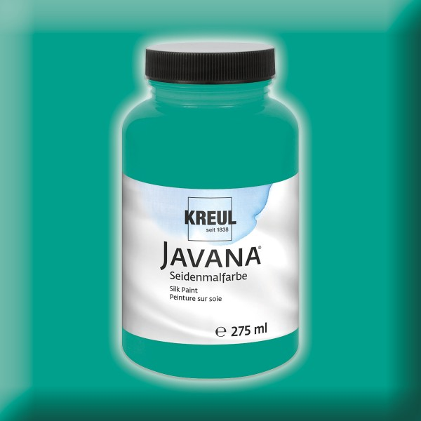 Javana Seidenmalfarbe 275ml farngrün
