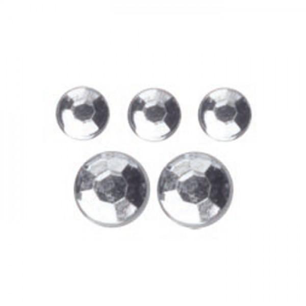 Diamant-Sticker 2&3mm 528 St. cristall