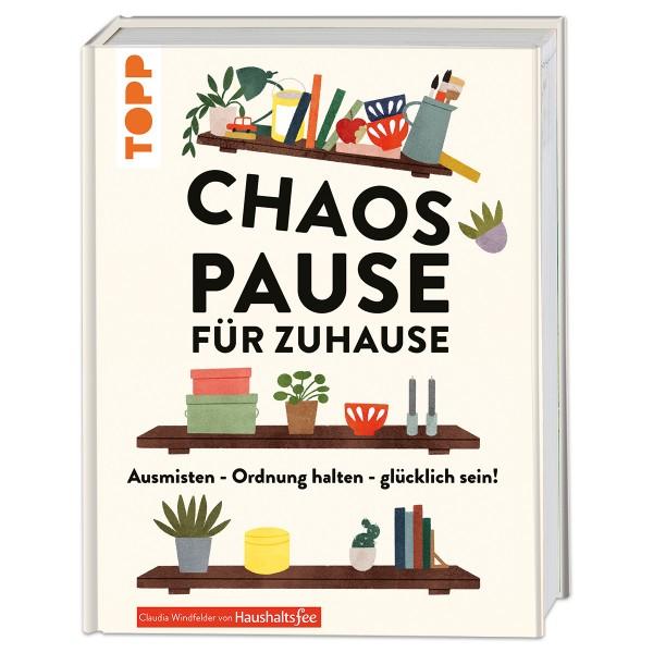 Buch - Chaos Pause für Zuhause 144 Seiten, 19,5x25cm, Hardcover