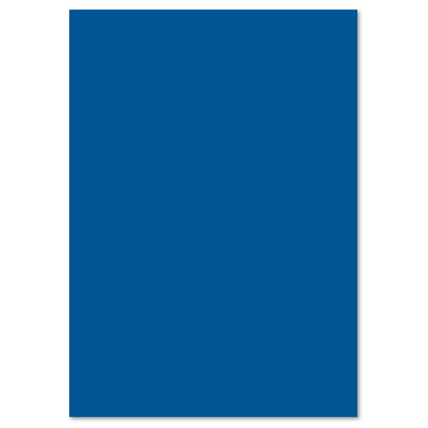 Tonpapier 130g/m² DIN A4 100 Bl. königsblau
