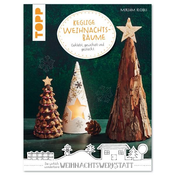 Buch - Keglige Weihnachtsbäume 32 Seiten, 16,9x22cm, Softcover