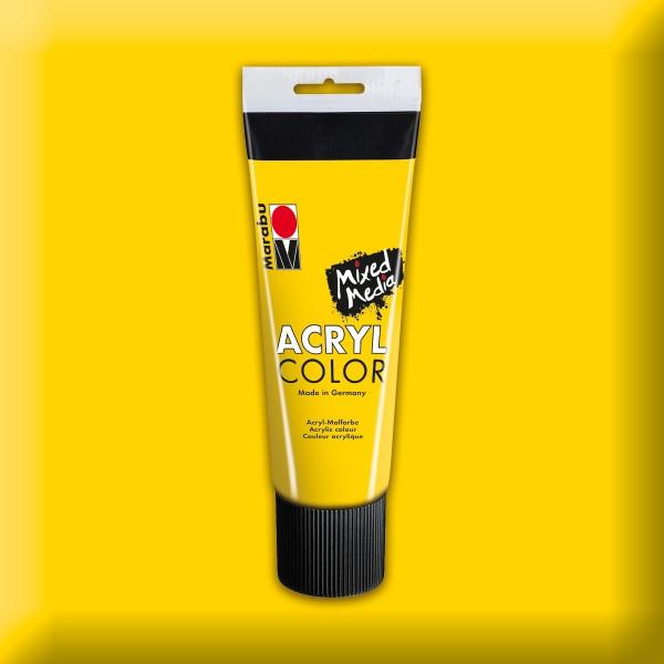 Marabu Acryl Color 225ml gelb