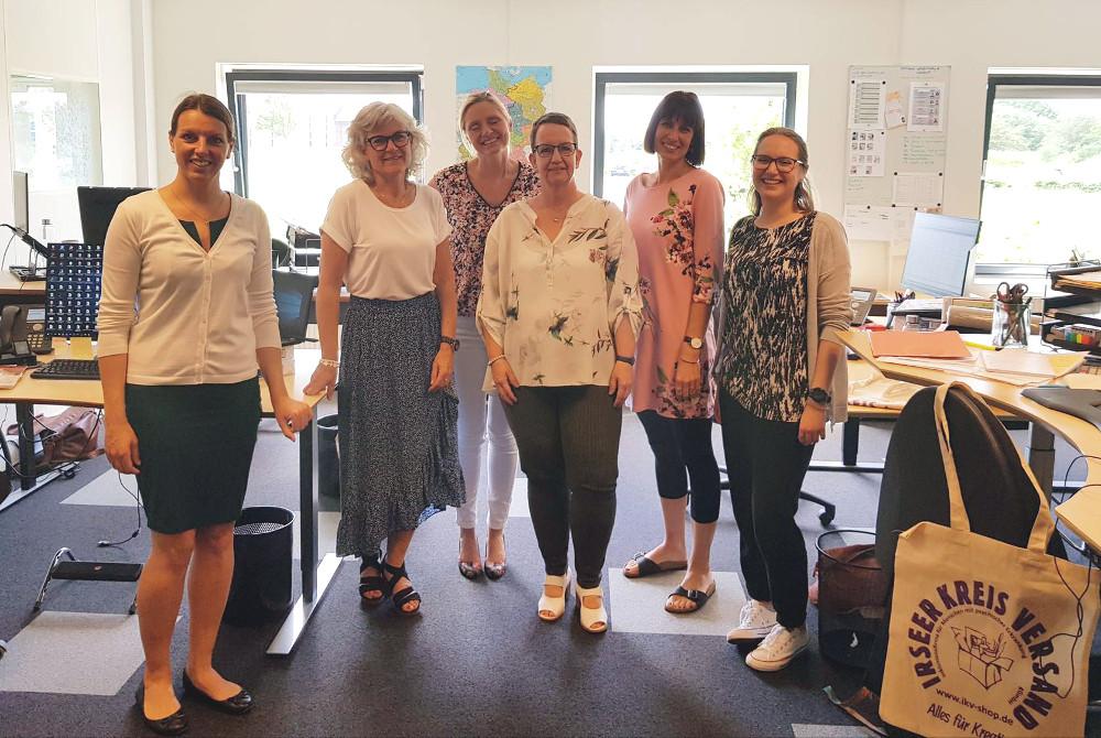 IKV-Einkaufsleiterin besucht Creative Company in Dänemark