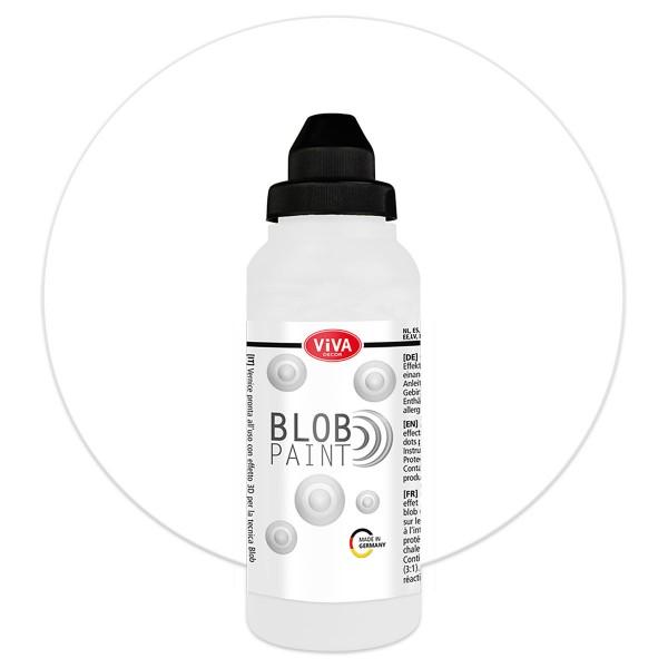 Viva Blob Paint Acrylfarbe 280ml weiß
