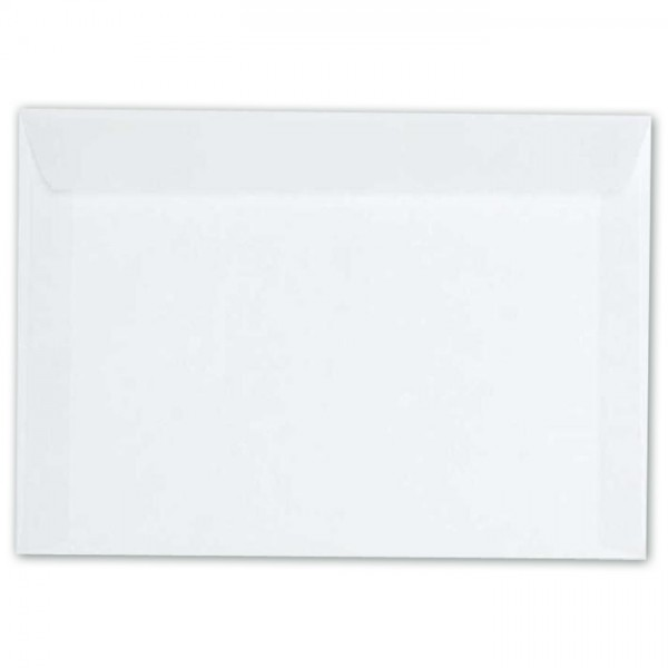 Briefumschläge C6 114x162mm 25 St. weiß
