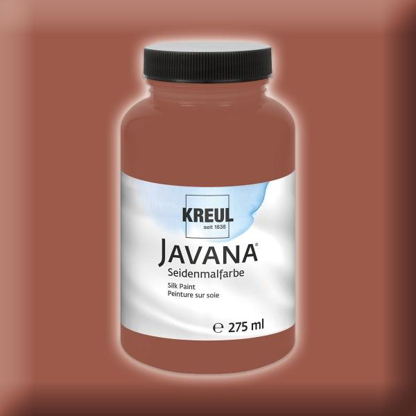 Javana Seidenmalfarbe 275ml maron