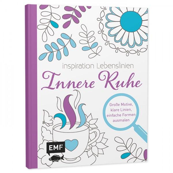 Buch - Inspiration Lebenslinien - Innere Ruhe 64 Seiten, 21,9x16,7cm, Softcover