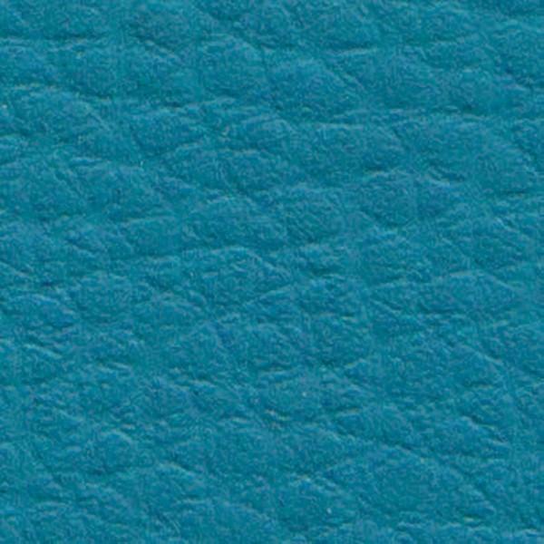 Veganes Leder ca. 0,9-1mm 140cm aquamarin 20% Polyethersulfon, 2% Polyurethane, 78% Polyvinylchlorid