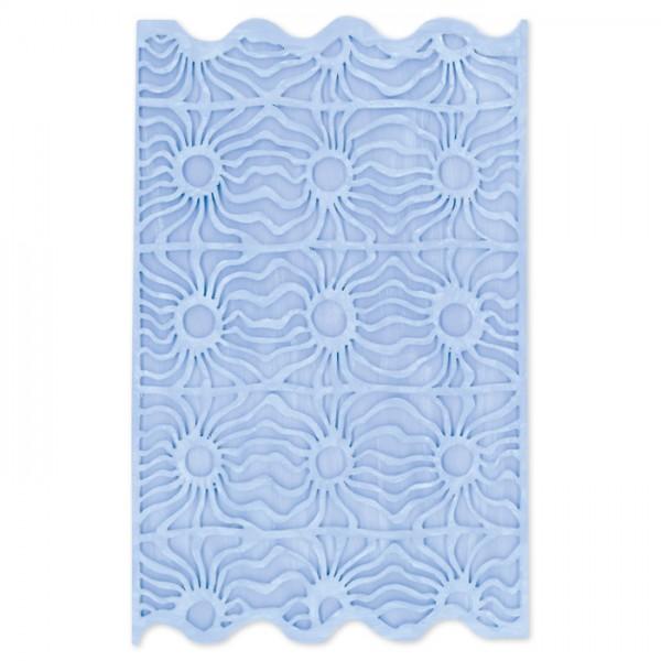 Siliconformen-Set 70x165mm Floral