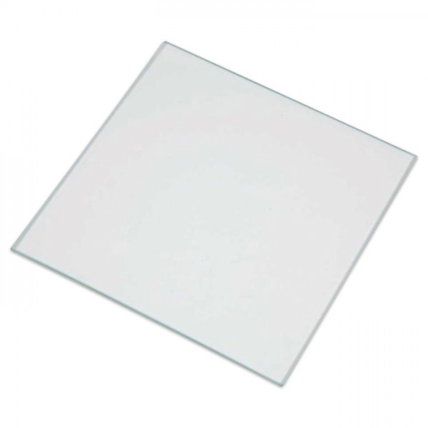 Glasplatte quadratisch 155x155x2,8mm