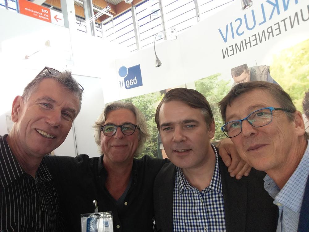 Irseer Kreis Versand auf der ConSozial 2018 in Nürnberg