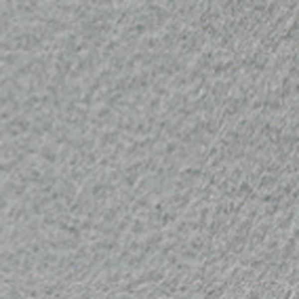 Bastelfilz ca. 1mm 45cm 5m Rolle hellgrau 150g/m², 100% Polyester, klebefleckenfrei