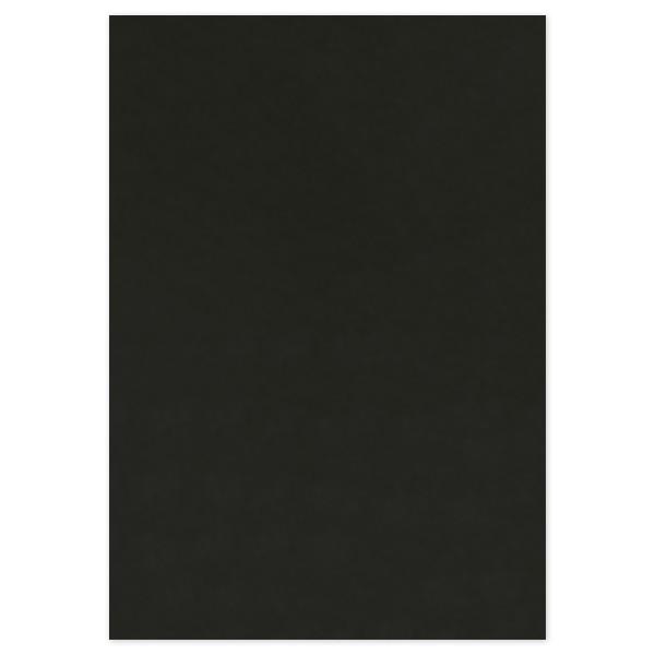 Transparentpapier 70x100cm 25 Bl. schwarz Drachenpapier, 42g/m²
