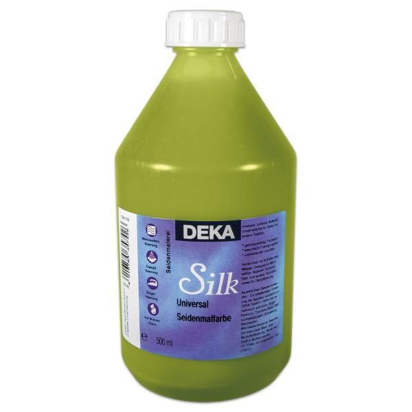 Deka-Silk Seidenmalfarbe 500ml pistaziengrün