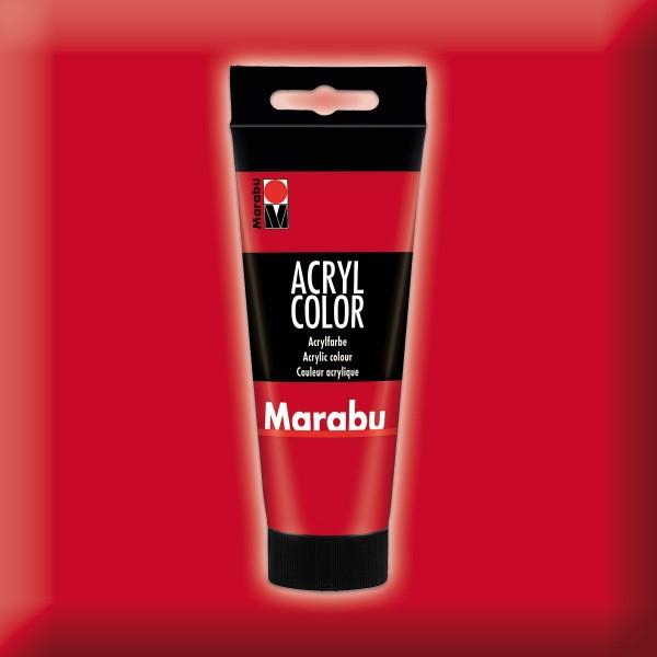 Marabu Acryl Color 100ml kirschrot