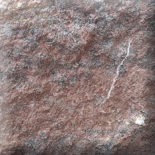 Speckstein Kiloware rosa/grau/grünlich Härte 1