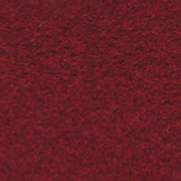 Bastelfilz ca. 2mm 20x30cm dunkelrot 150g/m², 100% Polyester, klebefleckenfrei