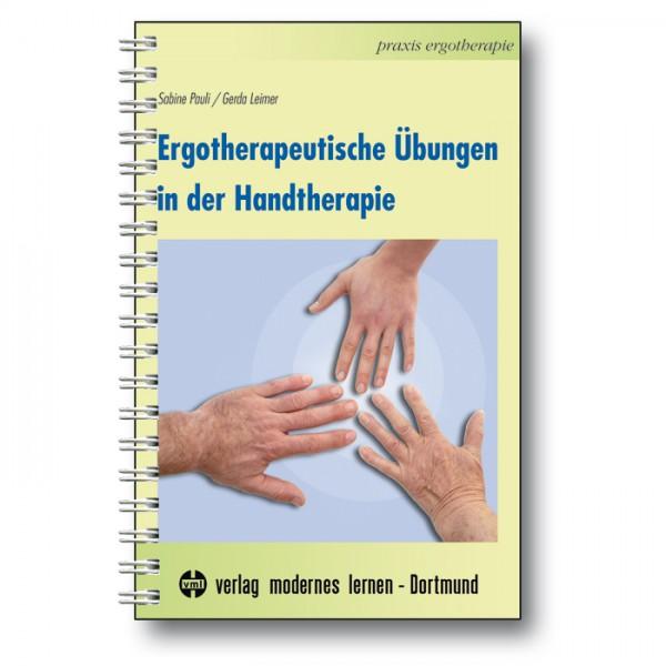Buch - Ergotherapeutische Übungen in der Handtherapie 160 Seiten, 16x23cm, Softcover Ringbindung