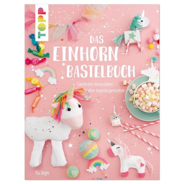 Buch - Das Einhorn-Bastelbuch 64 Seiten, 20x26cm, Softcover