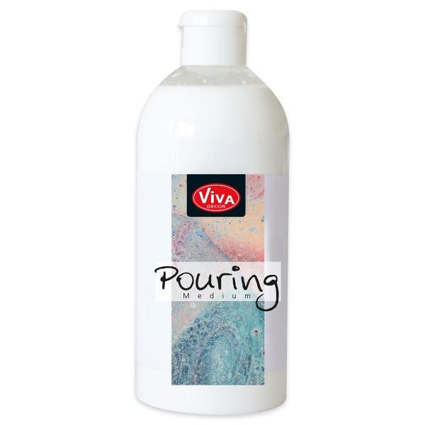 Viva Decor Pouring Medium 500ml transparent