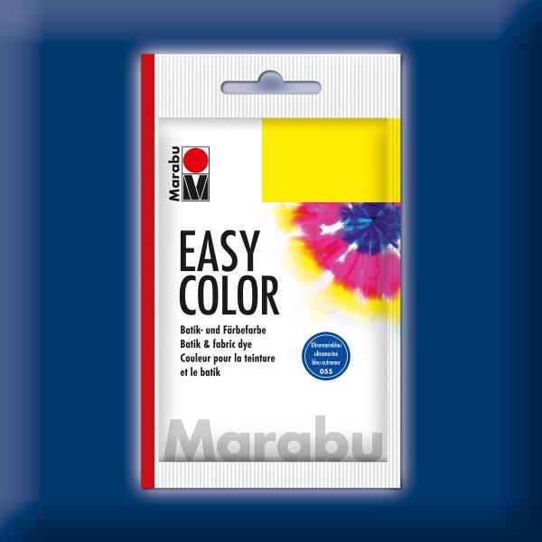 Marabu EasyColor Batik-/Textilfarbe 25g ultramarin dunkel