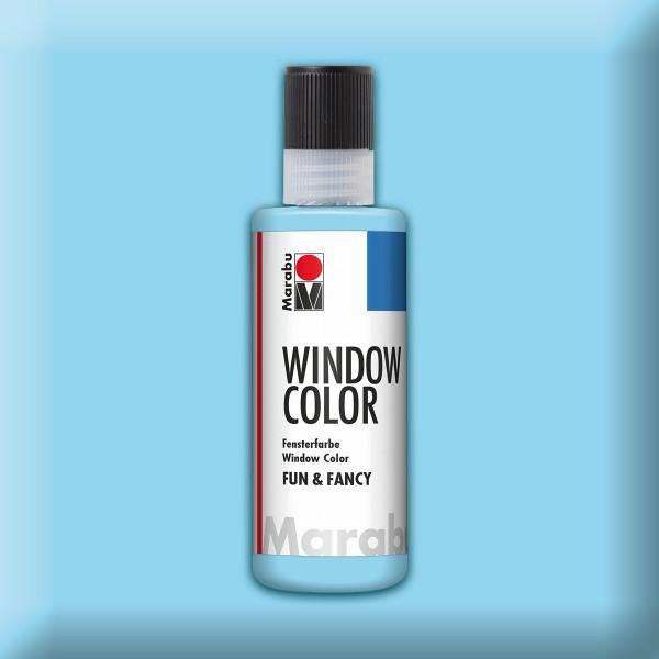 Marabu fun&fancy 80ml arktis Windowcolor