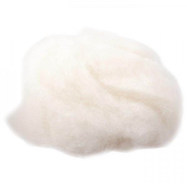 Füllwatte 1kg weiß 100% Polyester