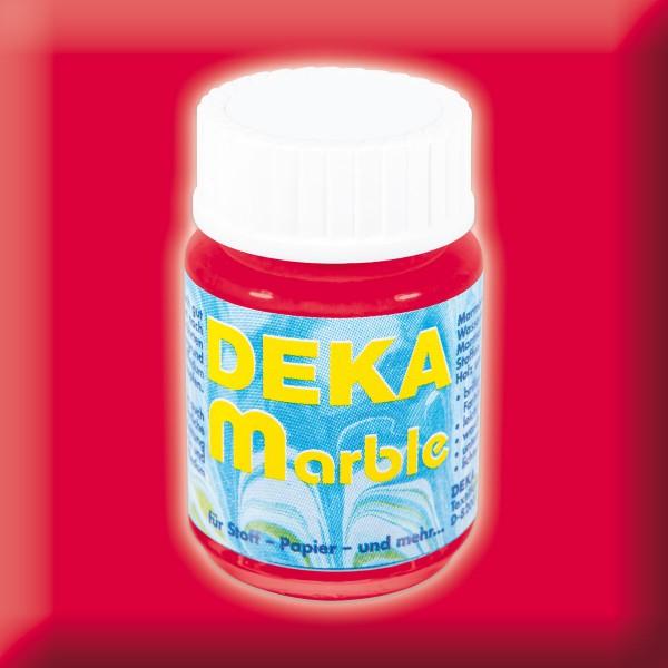 Deka-Marble Marmorierfarbe 25ml rot