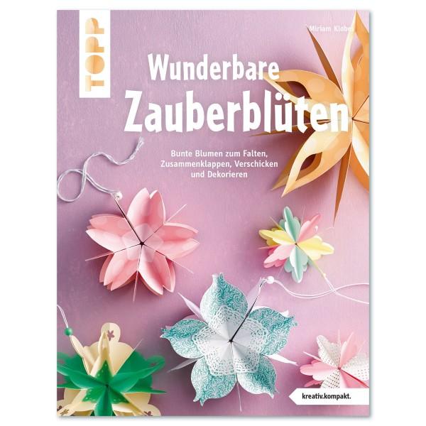 Buch - Wunderbare Zauberblüten 32 Seiten, 16,9x22cm, Softcover