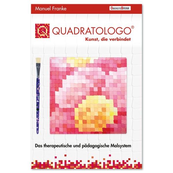 Buch - Quadratologo - Kunst, die verbindet 80 Seiten, 21,5x30,3cm, Hardcover