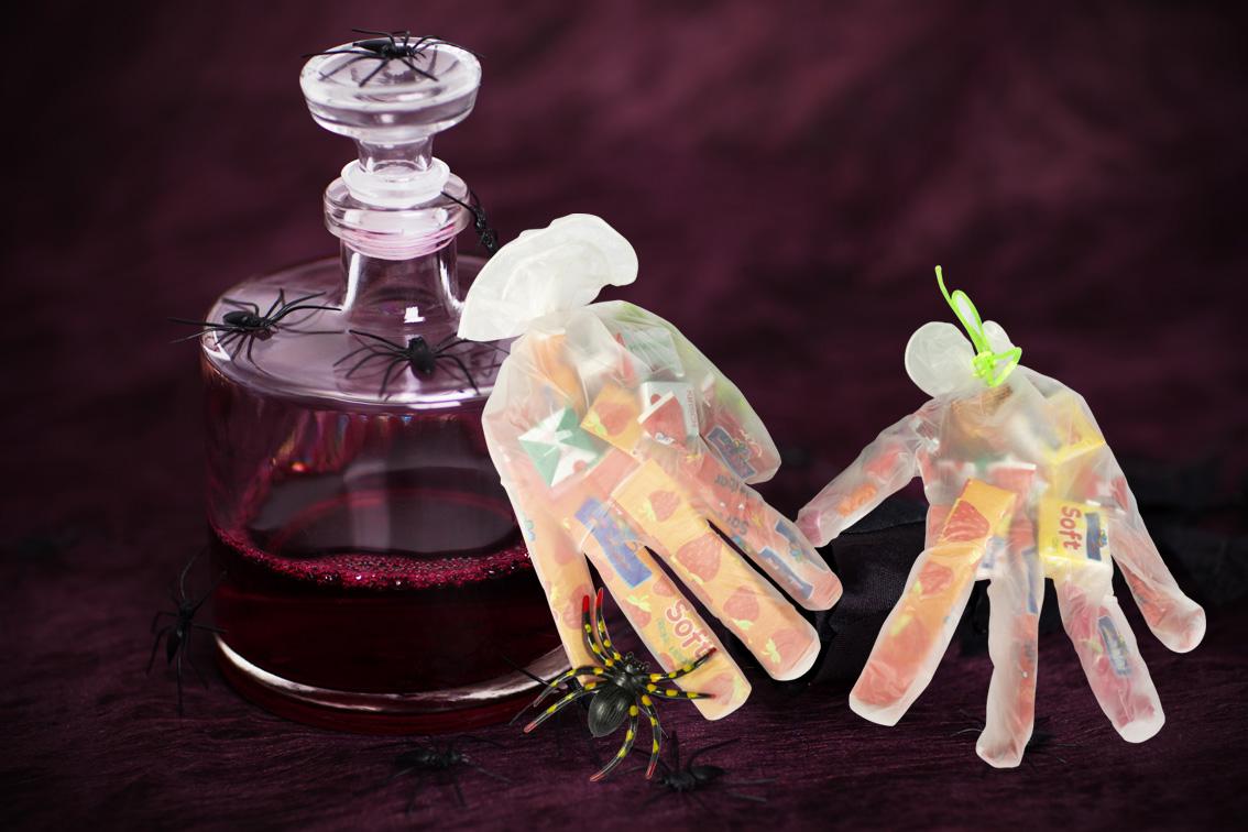 Die Präparation der eiskalten Hände