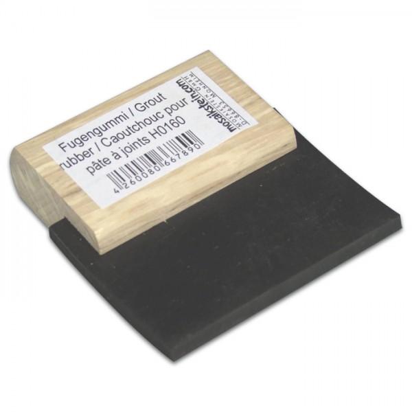 Fugengummi 7cm mit Holzrücken