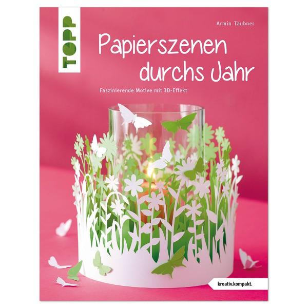 Buch - Papierszenen durchs Jahr 32 Seiten, 16,9x22cm, Softcover