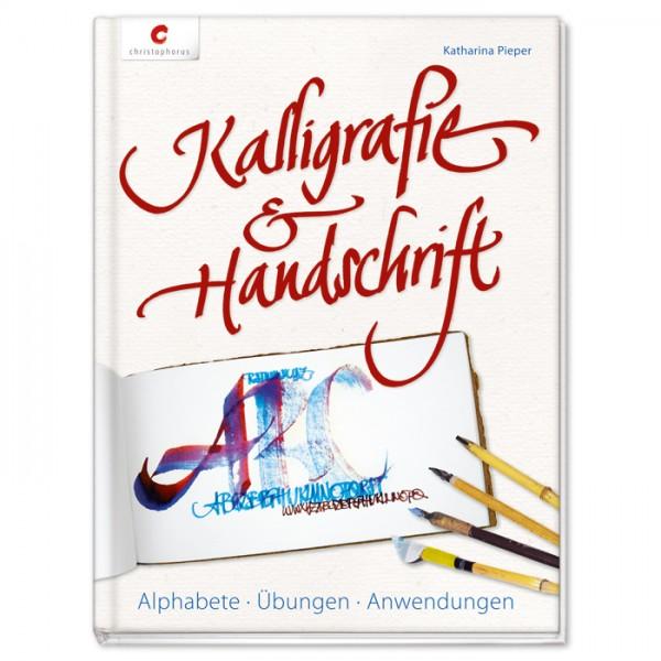 Buch - Kalligrafie & Handschrift 96 Seiten, 21,5x28,7cm, Hardcover